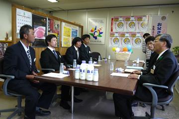 行政への陳情活動